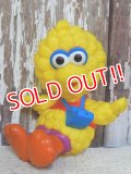 ct-131210-17 Big Bird / 90's Soft vinyl water gun
