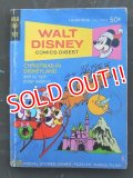 ct-161120-22 Walt Disney Comic Digest / 70's Christmas in Disneyland