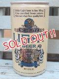 dp-161212-08 SCHLITZ LIGHT / 70's Beer Can