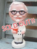 ct-161201-26 Kentucky Fried Chicken(KFC) / 60's Colonel Sanders Bubble Head