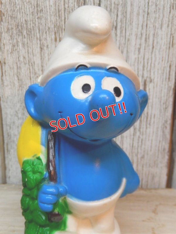 画像2: ct-161218-04 Smurf / 1980's Coin Bank