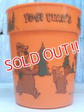 ct-170111-06 Yogi Bear's Jellystone Park Camp Resort / 1980's Plastic Cup