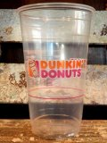 dp-170111-07 DUNKIN' DONUTS / Plastic Cup (M)