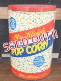 dp-170111-24 Mrs. Klein's / Pop Corn Can