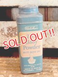 ct-170111-12 Z.B.T / Vintage Baby Powder Can