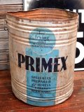 dp-170301-03 PRIMEX / Vintage Shortening Can