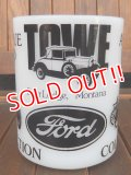 kt-170301-04 Federal / 60's Antique Ford Mug