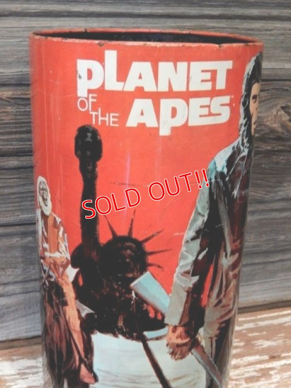 画像2: ct-170111-14 PLANET OF THE APES / 60's Trash Box