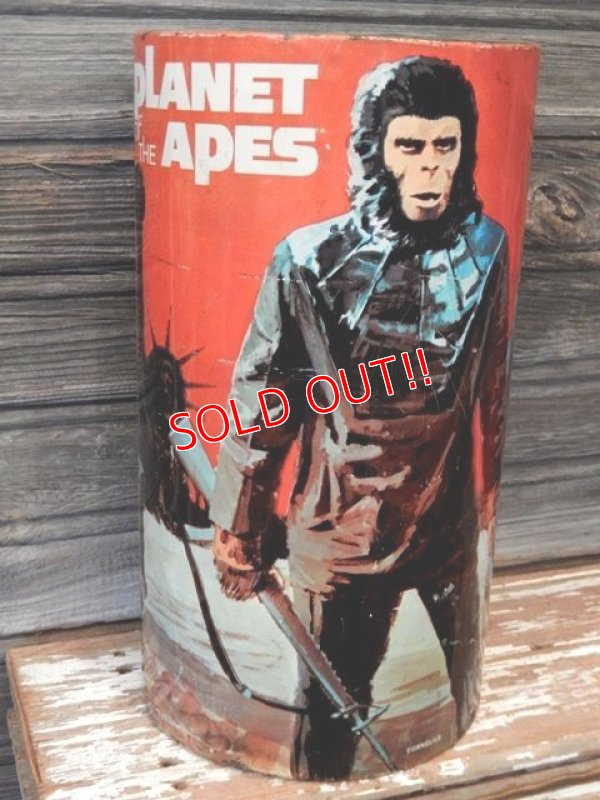 画像1: ct-170111-14 PLANET OF THE APES / 60's Trash Box