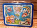 ct-170301-19 Muppet Babies / Thermos 80's Metal Lunchbox