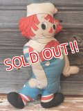 ct-150101-69 Raggedy Ann & Andy / 1978 Pillow Doll
