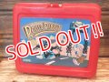 ct-140325-16 Roger Rabbit / 1980's Lunchbox