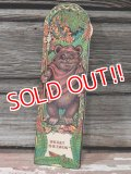 ct-150505-89 STAR WARS / Wicket the Ewok 80's Bookmark