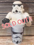 "ct-170320-13 STAR WARS TRILOGY / KFC 1997 Novelty Cup ""Storm Trooper"""