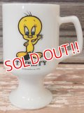 kt-170402-03 Tweety / Federal 70's Footed Mug