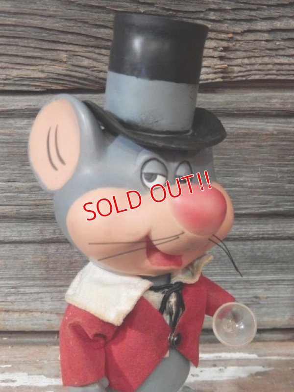 画像2: ct-170403-02 Merlin the Magic Mouse / R.DAKIN 70's Figure (Goofy Grams)