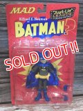ct-170501-25 MAD MAGAZINE / Alfred E. Neuman as Batman? figure