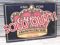 dp-170404-04 Crown Overalls / 1950's Sign