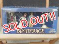 ct-170501-13 Beetlejuice / Neca 2001 4 Piece Figurine Set