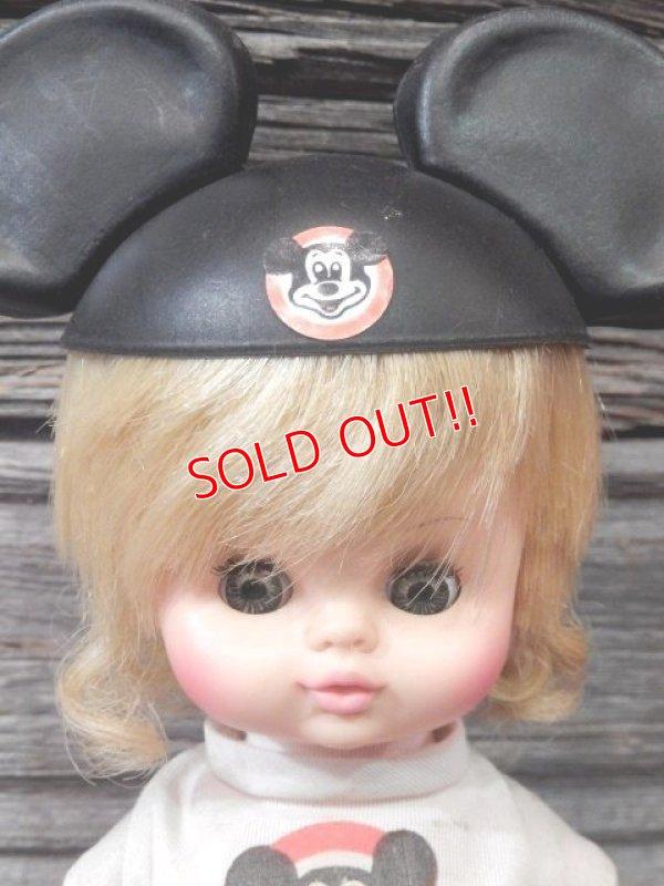 画像2: ct-170501-01 Mickey Mouse Club / Horsman 50's-60's Mouseketeer Girl Doll