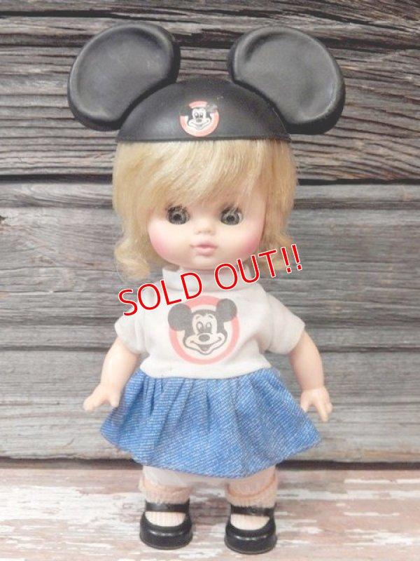 画像1: ct-170501-01 Mickey Mouse Club / Horsman 50's-60's Mouseketeer Girl Doll