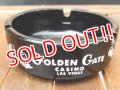 dp-170301-15 Golden Gate Casino Las Vegas Vintage Ashtray