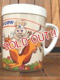 ct-170511-38 Pillsbury / Poppin Fresh 1970 Plastic Mug