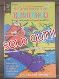 bk-170511-01 Robin Hood / GOLD KEY 1974 Comic