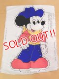 ct-170511-24 Mickey Mouse / 1970's Pillow Doll Kit