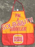 dp-170511-01 Burger King / 1970's Apron