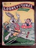 bk-140114-06 Looney Tunes /  DELL 1950's Comic