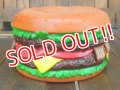 dp-170601-19 Hartz / 1990's Hamburger Squeaky Toy
