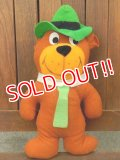 ct-170605-16 Yogi Bear / Mighty Star 1980's Plush Doll