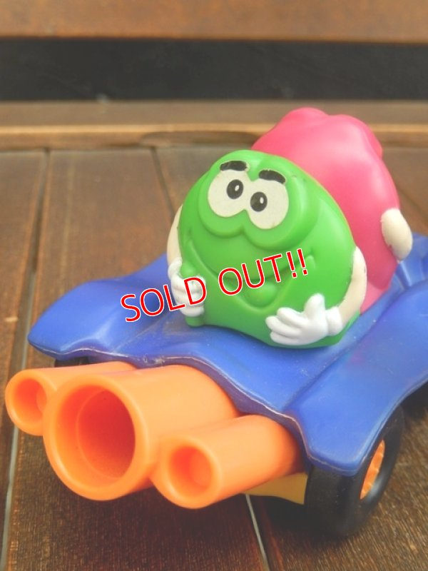 画像3: ct-170605-45 m&m's / Burger King 1990's Kid's Meal Toy