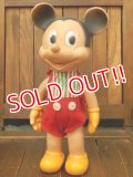 ct-170701-20 Mickey Mouse / Sun Rubber 1950's Doll