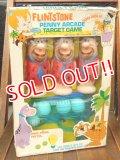 ct-170701-30 The Flintstones / ARCO 1960's Penny Arcade Target Game