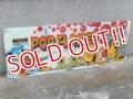 dp-170701-37 Pop Flamer / 1980's Arcade Game Sign
