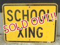 "dp-170803-30 Road Sign ""School Xing"""