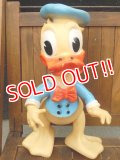 ct-140715-12 Donald Duck / Ledraplastic 1962 Rubber Doll