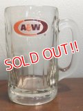 gs-141101-184 A&W / 1960's-1970's Logo Beer Mug