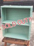 dp-170810-18 Vintage Turquoise Shelf