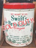 dp-170810-19 Swift's Brookfield / 1950's Frozen Whole Eggs Can