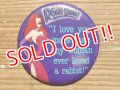 ct-141216-12 Roger Rabbit / 1987 Pinback (K)