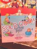 "ct-170901-58 McDonlad's / 1990's ""Muppet Treasure Island"" Happy Meal Translite"