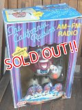 ct-170901-42 California Raisins /  1988 AM-FM Radio