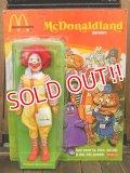 "ct-170901-52 McDonald's / Remco 1976 ""Ronald McDonald"" Doll"
