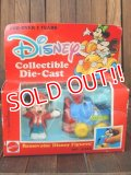 ct-170901-78 Mickey Mouse / Mattel 1990's Die Cast Train