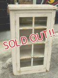 dp-170810-27 Milk Paint Vintage Wood Cabinet