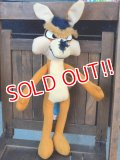 ct-170901-38 Wile E. Coyote / Mighty Star 1971 Plush Doll