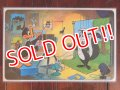 """ct-171001-18 Looney Tunes / PEPSI 1976 Place Mat """"Daffy Duck & Pepe Le Pew"""""""